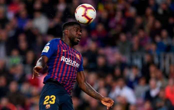 Bek Barcelona Samuel Umtiti Berpeluang ke Juventus Musim Depan