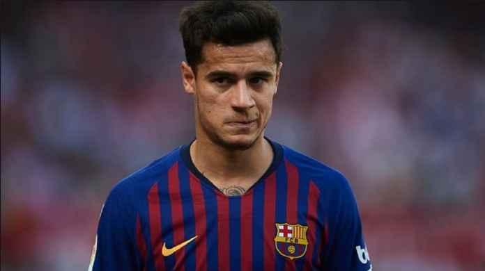 Philippe Coutinho Bertemu Hirarki Barcelona Usai Laga Kontra Manchester United