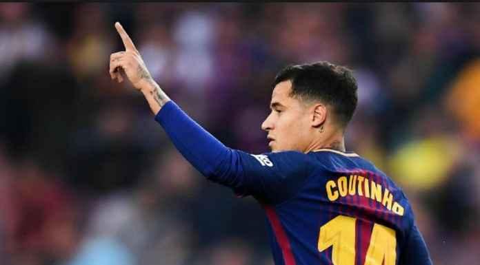 Bintang Barcelona Philippe Coutinho Kembali Jadi Incaran Chelsea