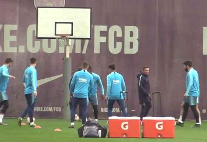 Barcelona Tanpa Ivan Rakitic Saat Tandang ke Alaves