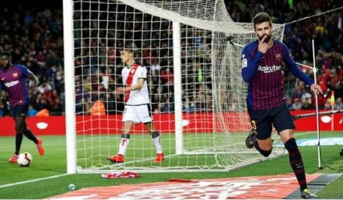 Gerard Pique Punya Satu Ambisi Lagi di Barcelona Musim Ini