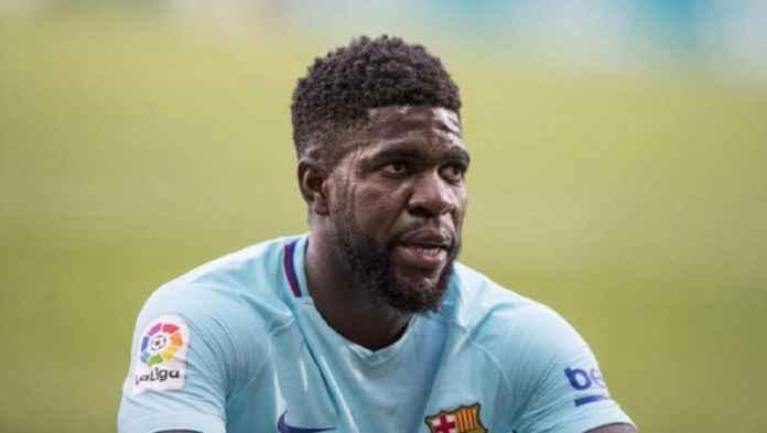 Samuel Umtiti Minta Barcelona Tolak Semua Tawaran Untuknya