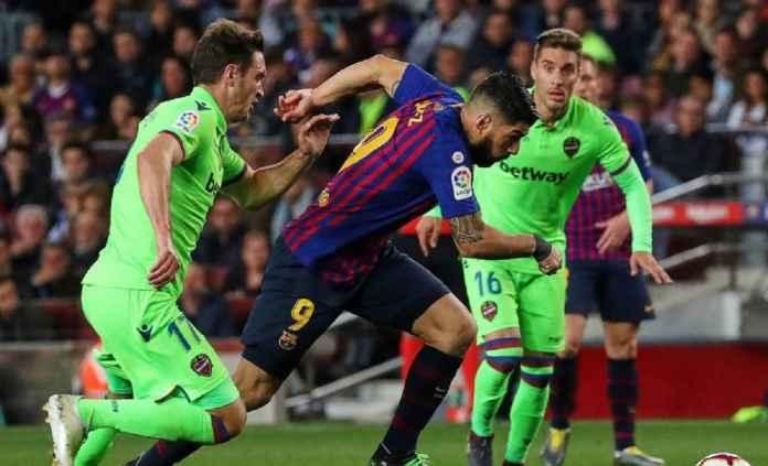 Barcelona: Tak Ada Istirahat untuk Luis Suarez