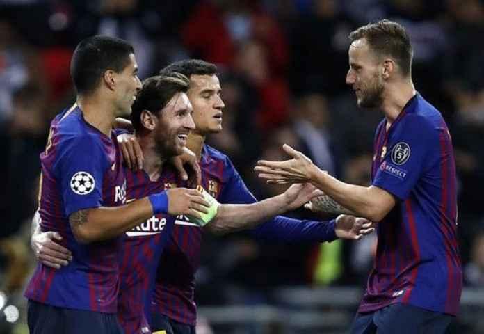 Barcelona Raup Hampir Lima Triliun Rupiah dengan Lepas Tiga Bintangnya