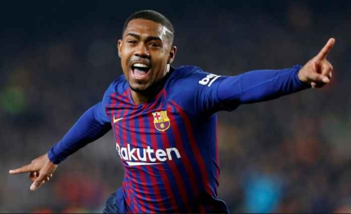 Barcelona Bisa Lepas Malcom ke AC Milan