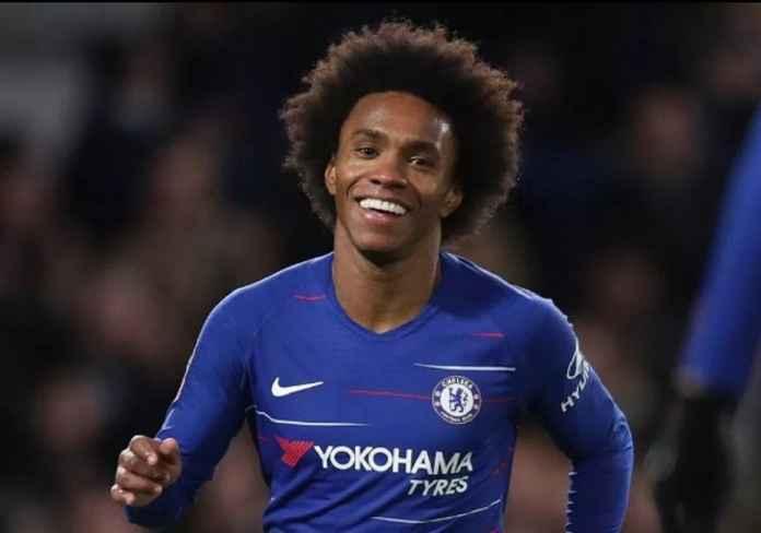 Barcelona Kembali Berambisi Boyong Willian dari Chelsea
