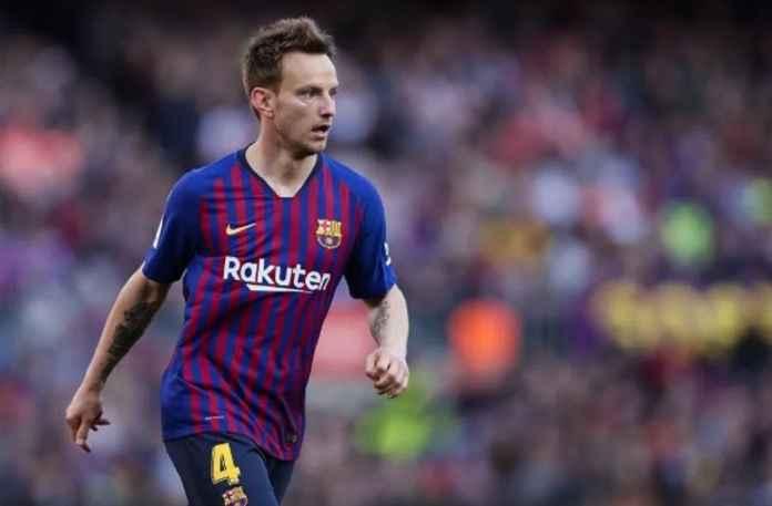 Ivan Rakitic Setuju Tinggalkan Barcelona dan Gabung Juventus Akhir Musim Ini