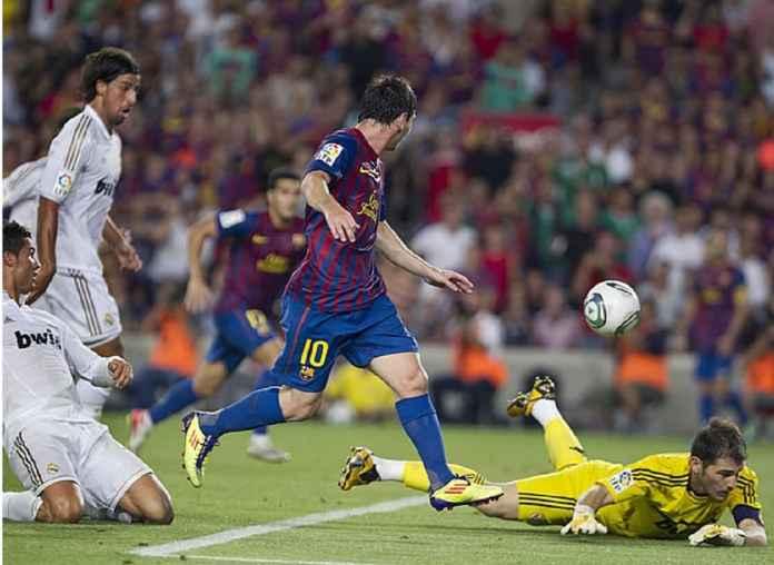 Iker Casillas Puji Lionel Messi Usai Barcelona Kalahkan Espanyol