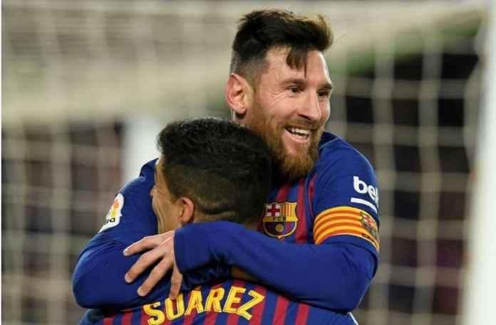 Barcelona Istirahatkan Lionel Messi dan Suarez di Kandang Villarreal
