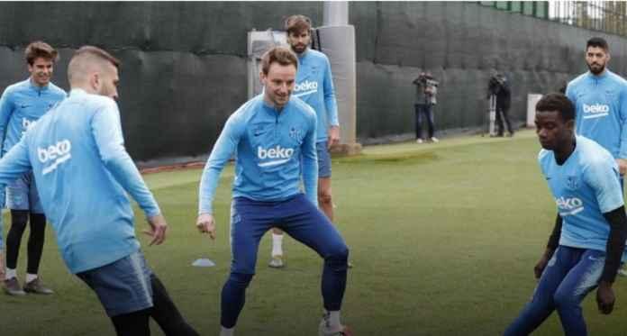 Lionel Messi Absen Latihan Jelang Barcelona Tandang ke Villarreal