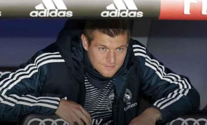 Real Madrid Ditinggal Toni Kroos Musim Panas Mendatang
