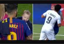 Anaknya Luis Suarez Ternyata Tukang Gigit Juga, Persis Ayahnya