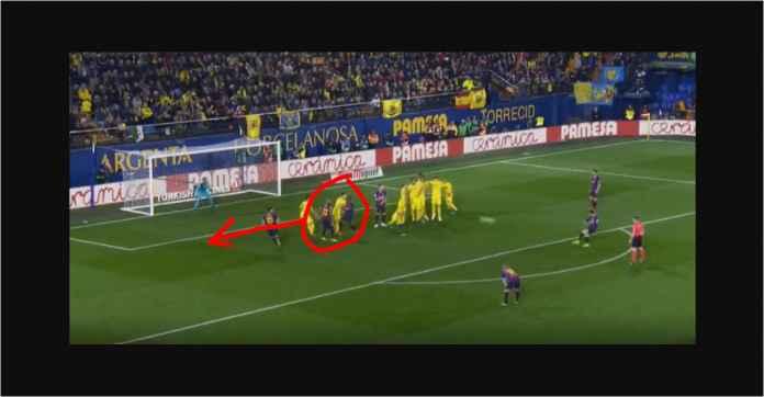 Resep Barcelona Bantu Lionel Messi Cetak Gol Gampang ke Gawang Villarreal