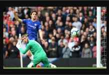 Kiper Manchester United David De Gea Jadi Penyebab Gol Chelsea