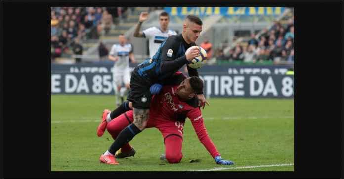 Hasil Inter vs Atalanta 0-0, La Dea Puas Dengan Hasil Imbang