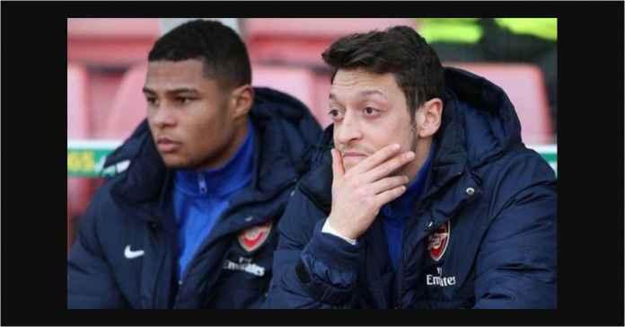 Mesut Ozil Gajinya Doang yang Gede Rp 6,5 Milyar Tapi Ogah Main di Luar London