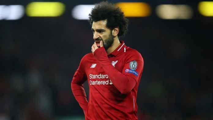 Mhamed Salah, Liverpool