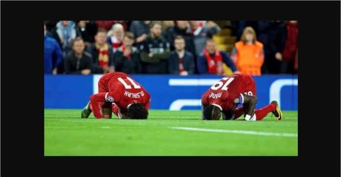 Fans Chelsea Juluki Mo Salah Teroris, Tadi Malam Salah Mane Habisi The Blues