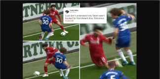 Mo Salah Jatuh Kena Angin David Luiz, Mane Bikin Chelsea Berdebar