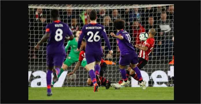 Lihat Gol Mohamed Salah yang Hancurkan Hati Southampton dan Manchester City