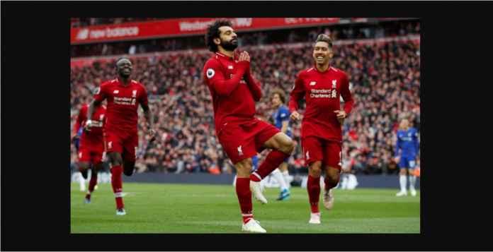 Duet Salah Mane Dua Menit Dua Gol, Manchester City Menangis