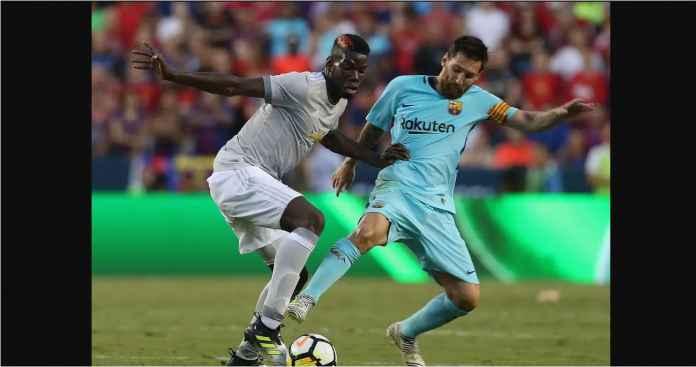 Paul Pogba Kirim Peringatan ke Barcelona Jelang Leg Kedua