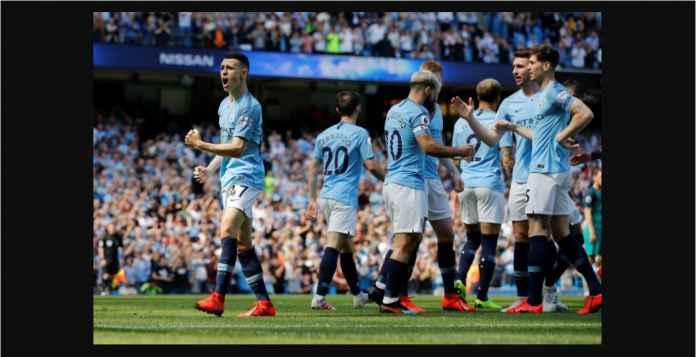 Pembalasan Manchester City Sungguh Manis, Lima Menit Sudah Gol!