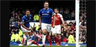 Arsenal Terancam Disalip Oleh Chelsea, Tertinggal 1-0 di Everton