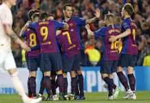 Rapor Pemain dan Pelatih di Laga Barcelona vs Manchester United