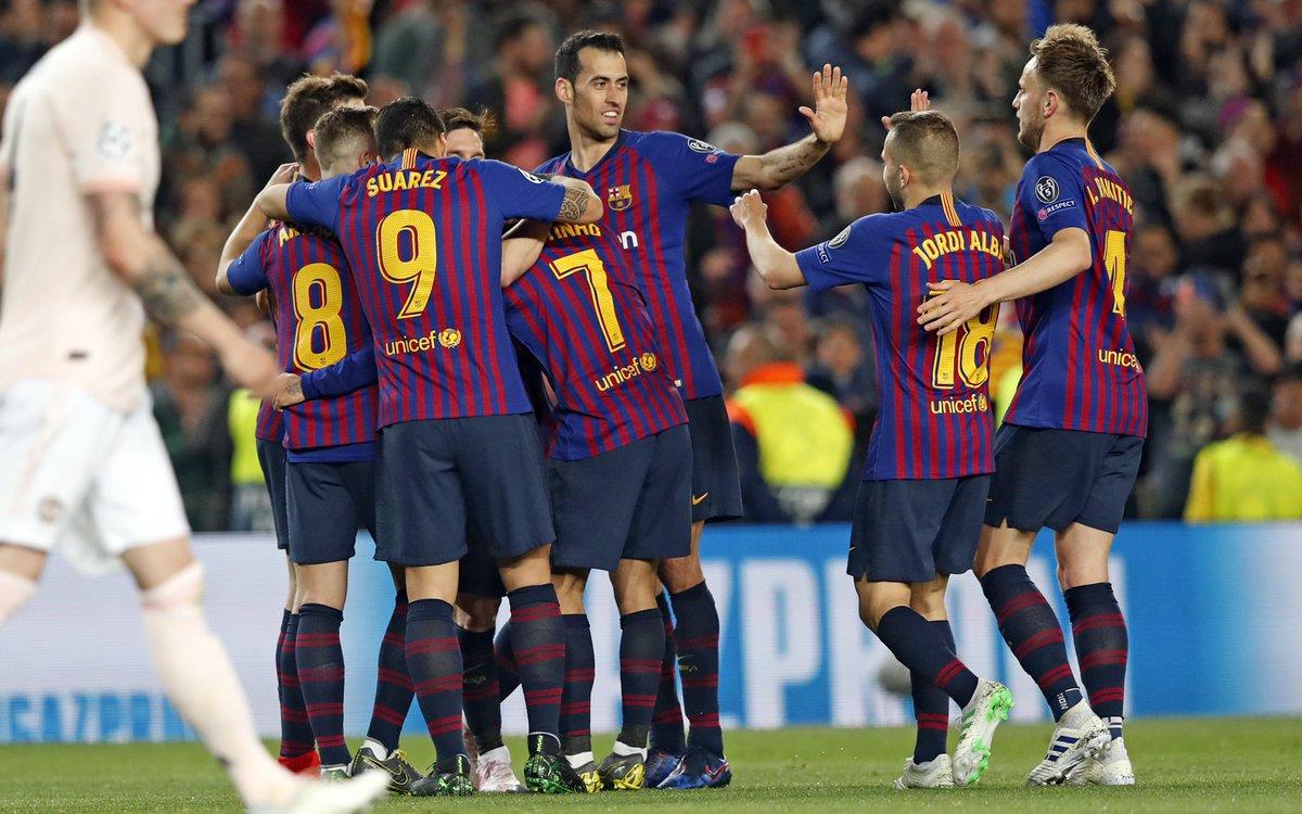 Rapor Pemain Dan Pelatih Pertandingan Barcelona Vs