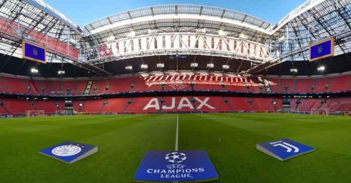 Susunan Pemain Ajax Amsterdam vs Juventus