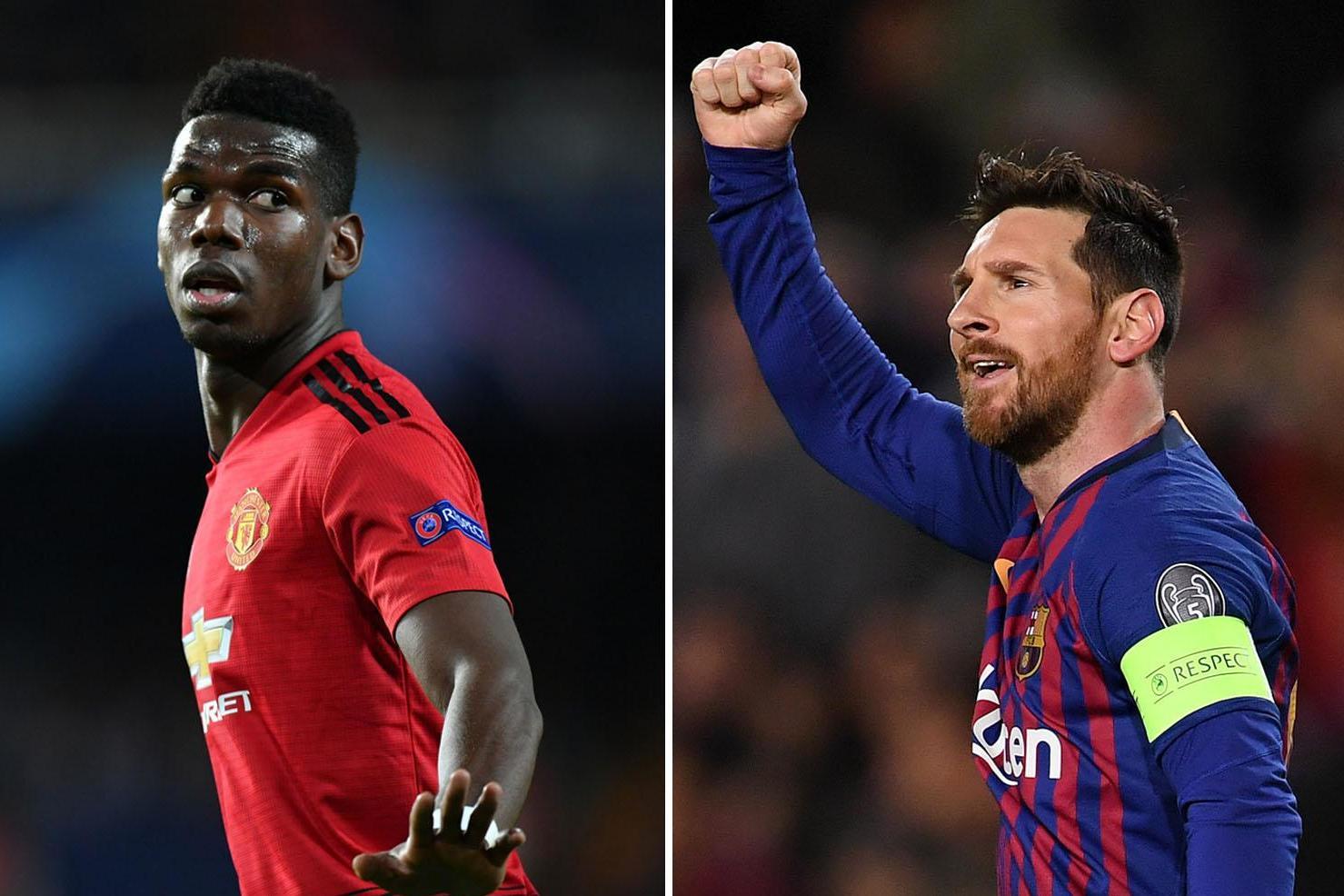 Daftar Nama Pemain Barcelona Untuk Hadapi Manchester United