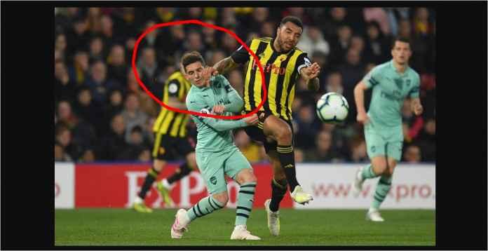 Hasil Watford vs Arsenal 0-1, Kartu Merah Untuk Kapten Tuan Rumah!