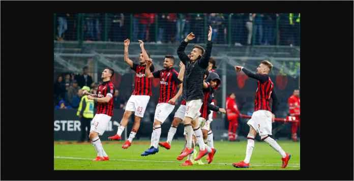 Peluang AC Milan Lolos ke Liga Champions Dijelaskan di Sini