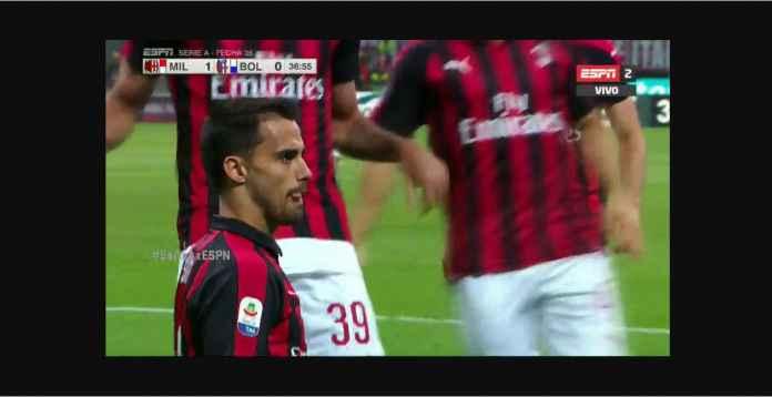 Hasil AC Milan vs Bologna 2-1, Rossoneri Kembali ke Zona Liga Europa