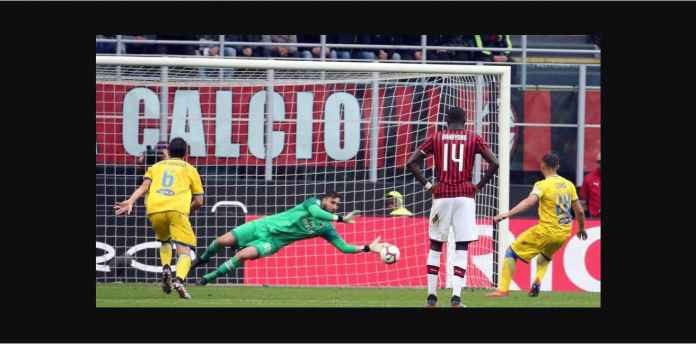 Hasil AC Milan vs Frosinone 2-0, Drama 15 Menit Awal Babak Kedua