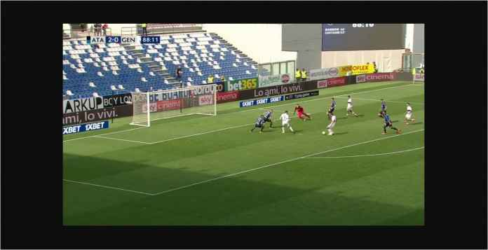 Lihat Dua Gol Atalanta yang Bikin Inter Milan Marah Tadi Malam