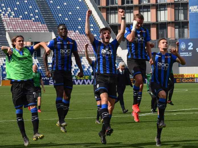 Atalanta vs Lazio di Final Coppa Italia