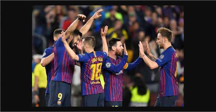 Liverpool Lebih Agresif, Barcelona Pentingkan Penguasaan Bola