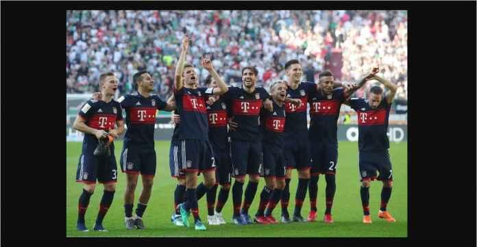 Bayern Munchen Bersiap Rayakan Gelar Ketujuh Beruntun Dua Jam Lagi