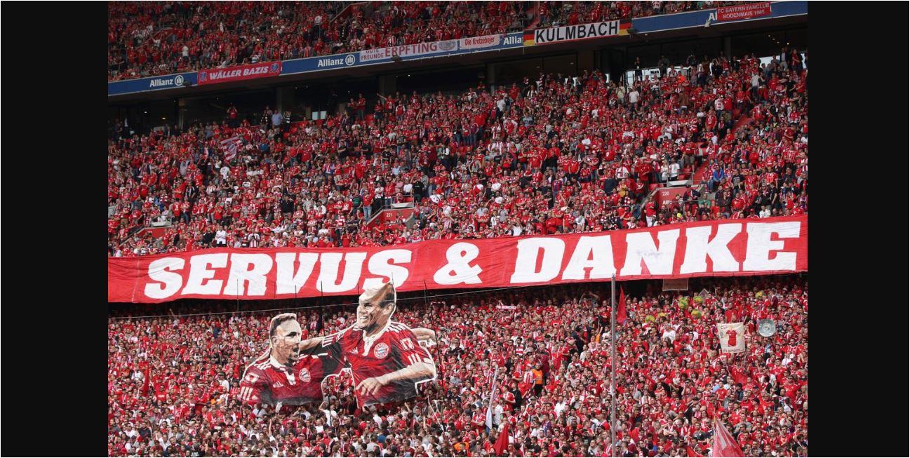 Hasil Bayern Munchen vs Eintracht Frankfurt 5-1, Juara Ketujuh Kalinya!