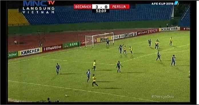 Hasil Becamex Binh Duong vs Persija Jakarta 3-1, Dipastikan Gagal Lolos!