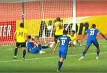 Becamex Binh Duong vs Persija Jakarta Harusnya Sudah 1-1
