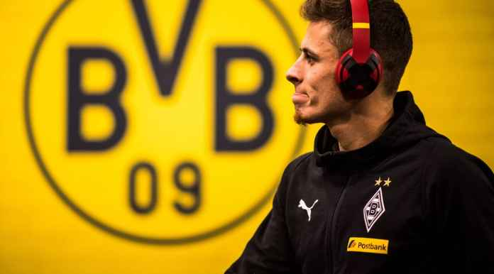 Berita Transfer Thorgan Hazard ke Borussia Dortmund