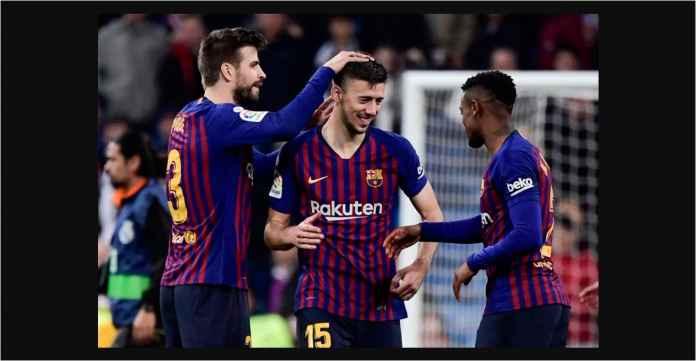 Disuruh Kawal Mo Salah, Eh Pemain Barcelona Ini Giginya Copot Satu!