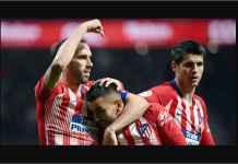 Seminggu Lagi Pamit Selamanya Dari Atletico, Malah Gol Bunuh Diri