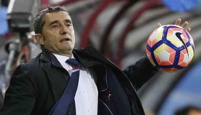 Ernesto Valverde Bisa Dipecat Barcelona