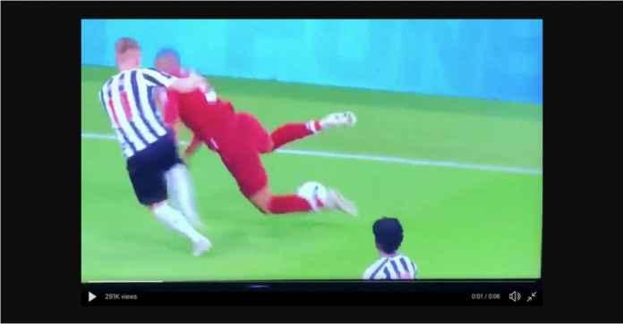 Ternyata Gol Kemenangan Liverpool Lahir Dari Diving Curang Fabinho