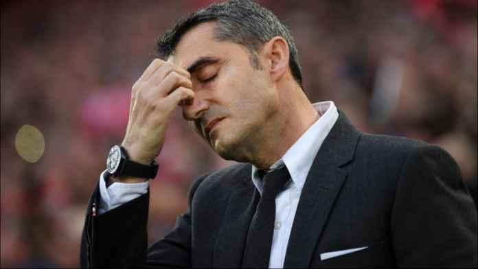 Final Copa del Rey bisa jadi laga terakhir Ernesto Valverde