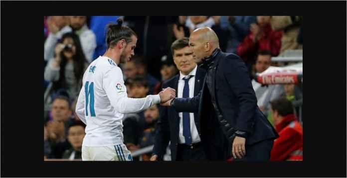 Real Madrid Bersiap Lihat Gareth Bale Pergi, Zidane Coret Lagi Namanya